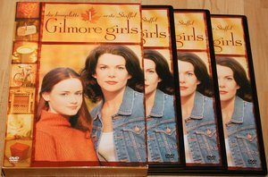 Gilmore Girls Season 1 -- © bepixelung.org