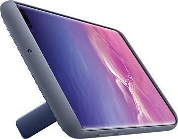Samsung Protective Standing Cover für Galaxy S10+ schwarz (EF-RG975CBEGWW)
