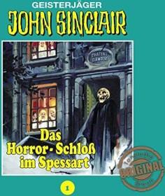John Sinclair Tonstudio Braun - Folge 1 - Das Horror-Schloß im Spessart