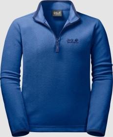 Jack Wolfskin Gecko Shirt langarm coastal blue (Junior) (1605552-1201)