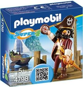 playmobil Super 4 - Sharkbeard (4798)