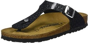 Birkenstock Gizeh magic snake black silver (Junior) (1008203/1008204)