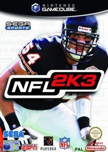 NFL 2K3 (German) (GC)