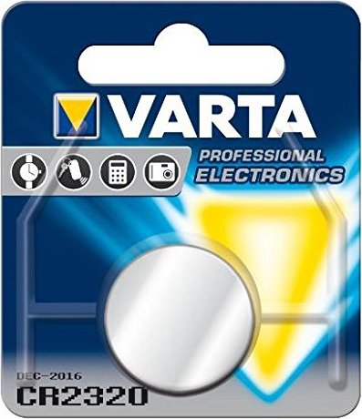 Varta CR2320, bateria pastylka, litowa, 3V (6320-101-401) -- via Amazon Partnerprogramm