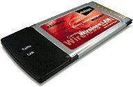 Edimax EW-7107PCG, 54mbit WLan PC Card (802.11g)