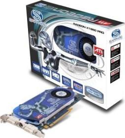 Sapphire Radeon X1950 Pro, 256MB DDR3, full retail (11095-01-50)