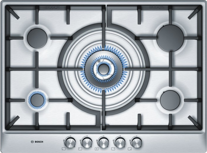 Bosch series 6 PCQ715B90E gas hob self-sufficient -- via Amazon Partnerprogramm