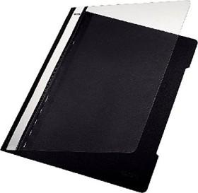 Leitz Standard Plastikhefter A4, schwarz, 25er-Pack (41910095#25)