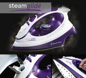 Russell Hobbs Steamglide steam iron (15094-56)