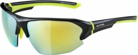 Alpina Lyron HR black neon yellow/ceramic mirror yellow (A8632.3.35)