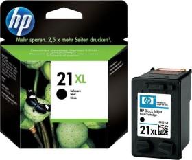 HP Printhead with ink 21 XL black (C9351CE)