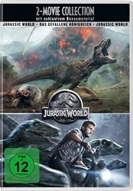 Jurassic World - 2 Movie Collection (DVD)