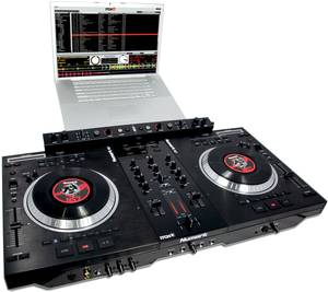 Numark NS7FX DJ software controller, USB 2.0