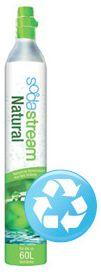 SodaStream Kohlensäure-Zylinder 60l Tauschzylinder