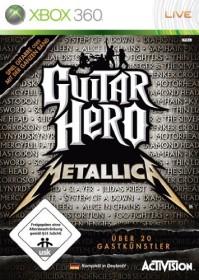 Guitar Hero - Metallica - nur Software (Xbox 360)