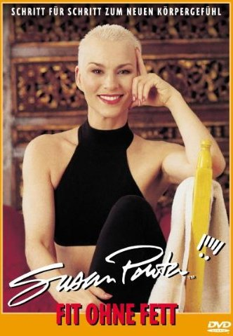 Susan Powter - Fit ohne Fett -- via Amazon Partnerprogramm