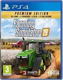 Landwirtschafts-Simulator 2019 - Premium Edition (PS4)