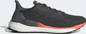 adidas Solar Boost 19 grey six/core black/signal coral (Herren) (EH3503)