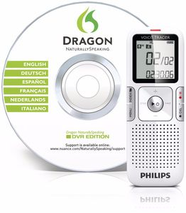 Philips Voice Tracer LFH 625 digital voice recorder