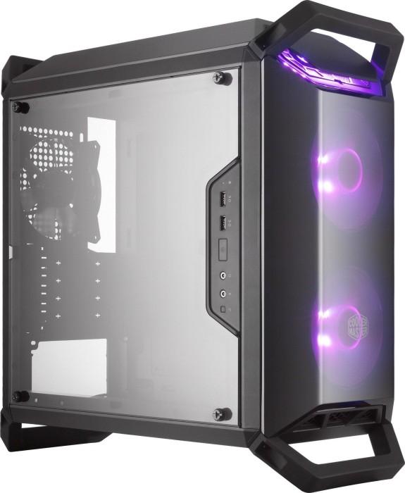 Cooler Master Masterbox Q300p Acrylic Window Mcb Q300p