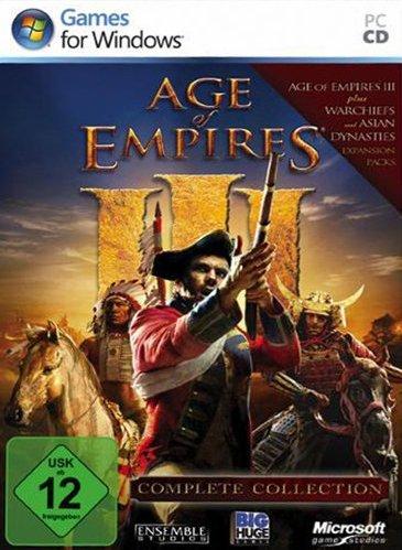 Age of Empires 3 - Complete Collection (deutsch) (PC) -- via Amazon Partnerprogramm