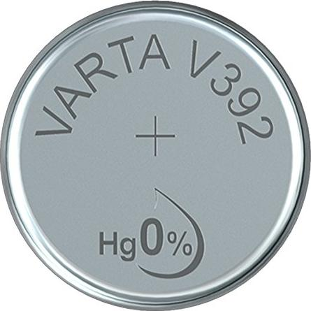 Varta Chron V392, srebro, 1.55V (0392-101-111) -- via Amazon Partnerprogramm