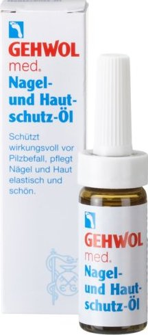 Gehwol Med nail and skin protection oil, 15ml