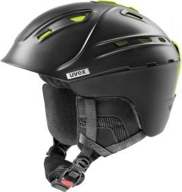 UVEX P2us Helm schwarz matt (566178-200)