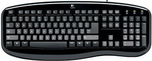 Logitech Classic Keyboard, PS/2 (967654-xxxx) (various layouts)