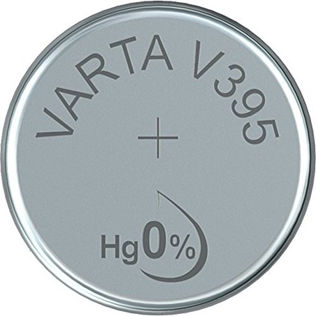 Varta Chron V395, silver, 1.55V (0395-101-111) -- via Amazon Partnerprogramm