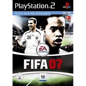 EA Sports FIFA 07 (englisch) (PS2)