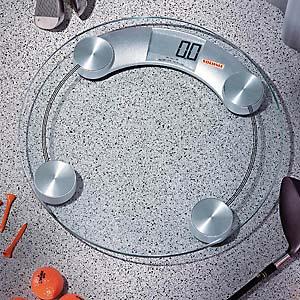 Soehnle Orion elektroniczna waga łazienkowa (63500)