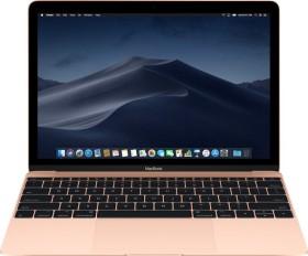 Apple MacBook 12 gold, Core i5-7Y54 OC, 8GB RAM, 512GB SSD [2018] [Z0VP] (MRQP2D/A)