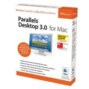 ComScent Parallels desktop 3.0, Update (English) (MAC) (PI-17758)