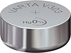 Varta Chron V303, silver, 1.55V (0303-101-111) -- via Amazon Partnerprogramm