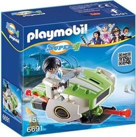playmobil Super 4 - Skyjet (6691)