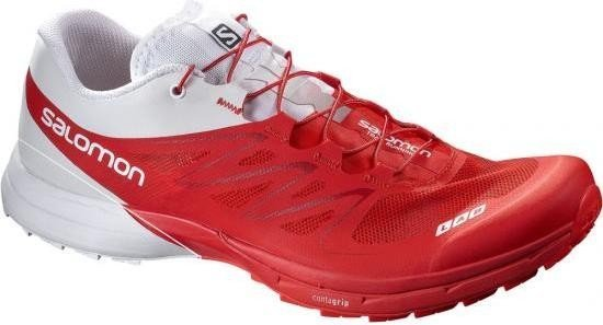 Salomon S-Lab Sense 5 Ultra rot/weiß (379456)