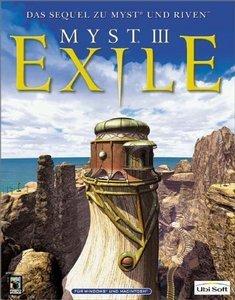 Myst 3: Exile (niemiecki) (PC)