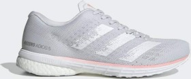 adidas adizero Adios 5 dash grey/cloud white/glory pink (Damen) (EG1180)