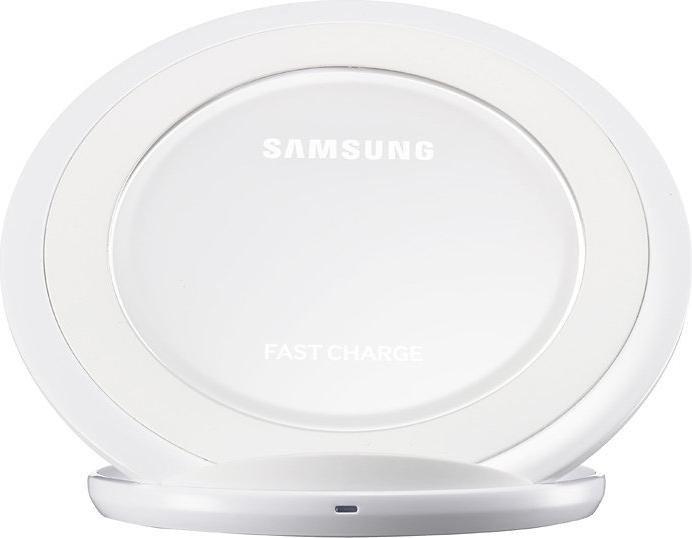 Samsung EP-NG930BW induktives Ladegerät für Galaxy S7/S7 Edge weiß