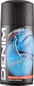 Denim Original shaving foam, 300ml