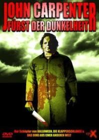 John Carpenter - Fürst der Dunkelheit (DVD)