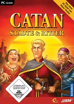 Catan - Städte & Knights (German) (PC)