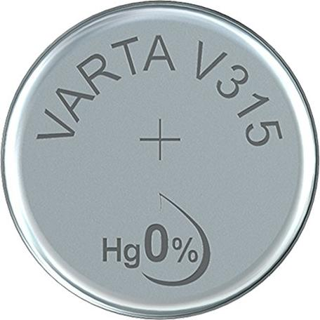 Varta Chron V315, Silber, 1.55V (0315-101-111) -- via Amazon Partnerprogramm