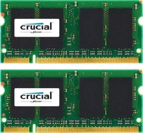 Crucial Memory for Mac SO-DIMM kit 16GB, DDR3L-1866, CL13 (CT2K8G3S186DM/CT2C8G3S186DM)