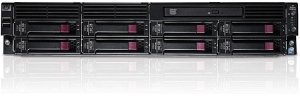 HP ProLiant DL180 G6 8LFF, Xeon DP L5620 (590638-421)