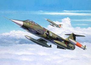 Revell F-104 G Starfighter (04060/64060)