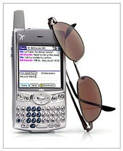 O2 PalmOne Treo 600 (various contracts)