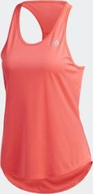 adidas Own The Run 3-Stripes PB Laufshirt ärmellos glow pink (Damen) (FQ2459)