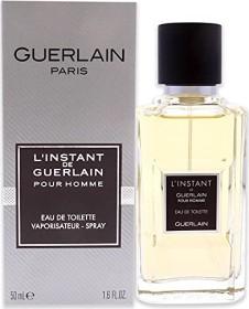 Guerlain L'Instant de Guerlain pour Homme Eau De Toilette, 50ml